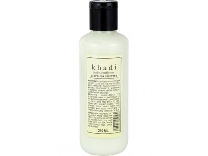 Buy Khadi Green Tea & Aloevera Conditioner Online | Khadi Products | Scoop.it