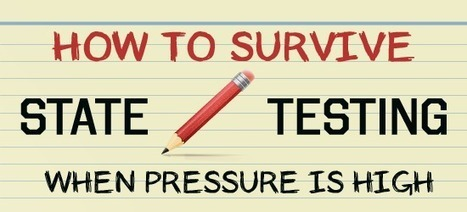 How to Survive State Testing When Pressure Is High | OLE Community Blog | Authentic Teaching and Learning | Scoop.it