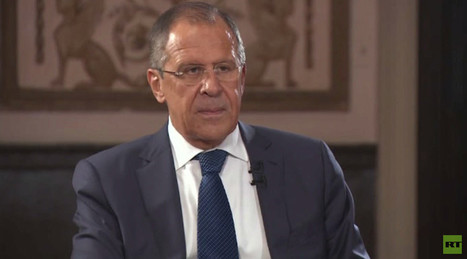 Wherever US used force bypassing UN, countries suffered – Lavrov to RT | Saif al Islam | Scoop.it