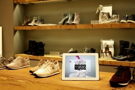 How To Display Real-Time Like Counts For Your Facebook Page On An Ipad | Shopping Malls in the Social Web Era | Scoop.it