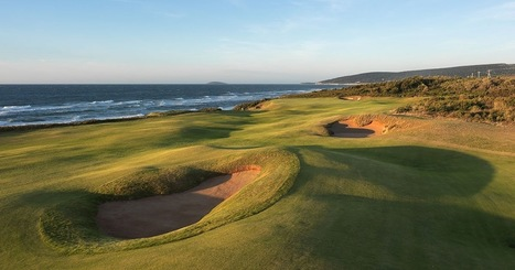 Art & Culture Maven: #NovaScotia #TravelMaritimes: Cabot Cliffs golf course ranked best in Canada - Stunning resort in Inverness County Nova Scotia | Out and About Nova Scotia | Scoop.it