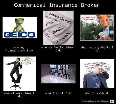 Commerical Insurance Broker | What I really do | Scoop.it