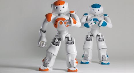 Nao, le robot humanoïde est désormais doté d'une mémoire autobiographique | Une nouvelle civilisation de Robots | Scoop.it