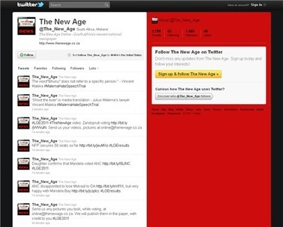 Men tweet, women pin: how the sexes are using social media | The New Age Online | Blonde Sans Filtre et le Social Media | Scoop.it