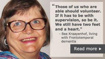 #StillHere   Alzheimer Society of Canada   Telehealth   Scoop.it