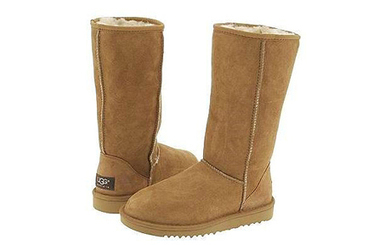 Ugg-style boots 'damage feet due to lack of support' - Telegraph | Footwear's effect on teen physical health | Scoop.it
