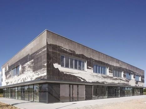 Le béton pictural ouvre la voie à des façades tatouées | innovation-beton | Scoop.it