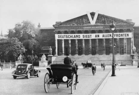 Life in occupied Paris during World War II - OUPblog (blog) | Occupied Paris, 1940-44 | Scoop.it