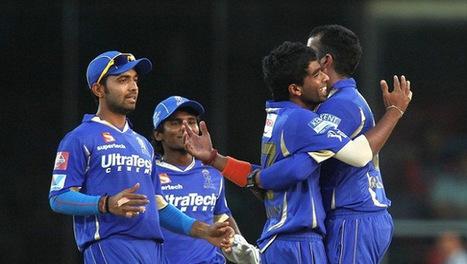 RR vs SRH Live Score - IPL 6 Match 35 Rajasthan vs Hyderabad Scorecard | IPL 2013 | Scoop.it