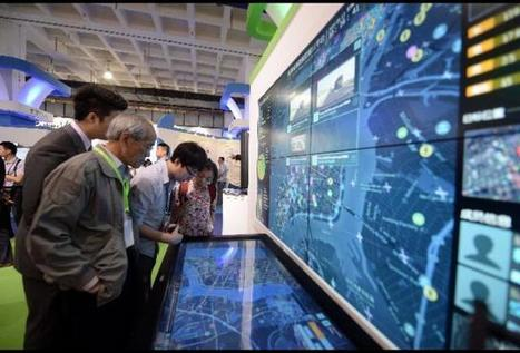 How Big Data And The Internet Of Things Create Smarter Cities | The Internet of Things | Scoop.it