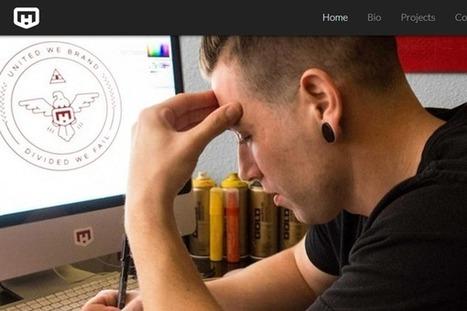 200 Portfolio Sites for Web Design Inspiration | Diseño Grafico | Scoop.it