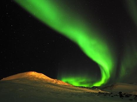 GRAND ECRAN. 19 fabuleuses photos d'aurores boréales | Actualités, culture, art | Scoop.it