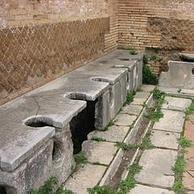 Los indiscretos aseos públicos de la Antigua Roma | cultura clásica | Scoop.it