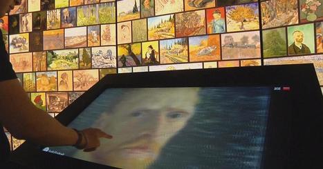 Euronews: Le périple de Vincent Van Gogh en Chine, et en numérique   Clic France   Scoop.it