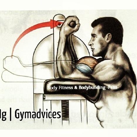 Cómo ejercitar los bíceps en una máquina específica  para ello http://t.co/k9jAy20op8 | @hectorarturo | Scoop.it