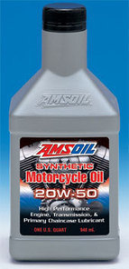 AMSOIL 20W50 Synthetic Motorcycle Oil (MCV) | lubeoilsales.com | Buy AMSOIL Online - Best Synthetic Lubricants and Engine Oil | Scoop.it