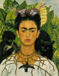 Freda Kahlo, personal judgement and content curation | Content Curation | Blog | Holtz Communications + Technology | Curation for Learning | Scoop.it