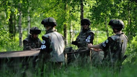 Military's Twitter feed stops publicising troop movements | Finland | Scoop.it