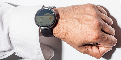 A Visual Tour of the New Android Watches | Gadget Lab | WIRED | Quantified Self and Internet of Things | Scoop.it