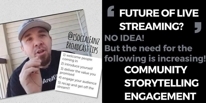 Future of Live Video? Everyone Is Full Of Crap! | Digital Social Media Marketing | Scoop.it