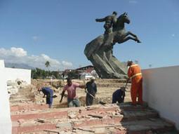 Acometen reparación general de la Plaza de la Revolución Antonio Maceo | santiago en mi | Scoop.it