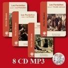 Les Pardaillan - Livre 01 à Livre 04 de Michel ZEVACO Livre audio CD MP3 chez Le Livre Qui Parle | livres audio, lectures à voix haute ... | Scoop.it