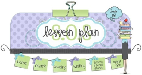 Lesson Plan SOS: Crash Course in Guided Math and Math ... | Maths lesson resources | Scoop.it
