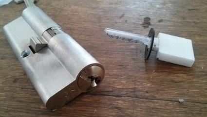 Engineer Makes 3D-Printed Key To Open Any Lock - SlipperyBrick.com   Expérimentation Arti-Geeky-Nerdy   Scoop.it