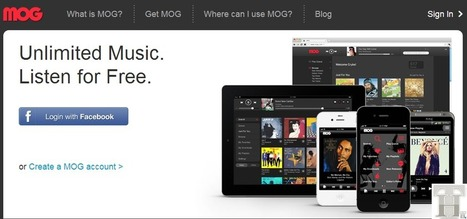 10 new Pandora alternatives for listening, sharing and organizing Music - Techacker | Self Improvement | Scoop.it