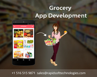Mobile App For Grocery Store   Best Mobile Application World   Latest Trend   Scoop.it