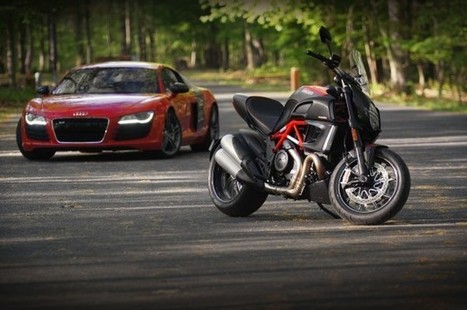 Major Paper: Audi's Billion Dollar Bet On Ducati - Atlanta Black Star | Ducati | Scoop.it