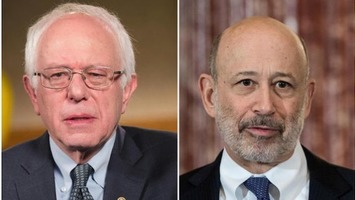 Goldman Sachs chief: Sanders's criticism is 'dangerous' | money money money | Scoop.it