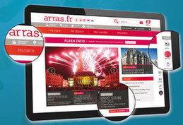 Arras 2.0 : le nouveau vaisseau amiral de la com numérique de la ville est lancé. | Communication numérique et collectivités | Scoop.it