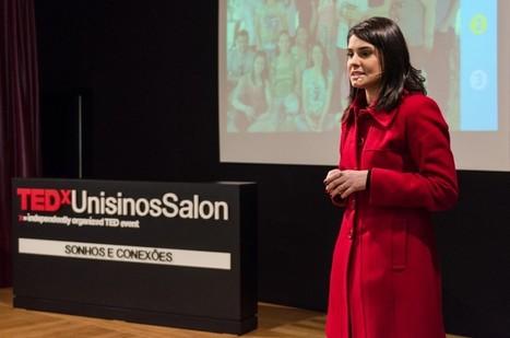 TEDx Unisinos » Professora destaca importância de novas formas de aprendizagem | Linguagem Virtual | Scoop.it