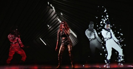 Watch Holograms of Janelle Monae and M.I.A. Perform Duets Cities Apart | Top Stories | Scoop.it