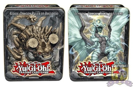 Yugioh! Collectors Tin 2013 V.2 (PAR) | Gamesmart | Scoop.it