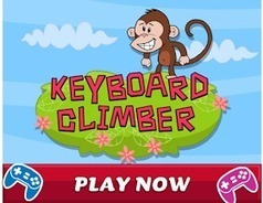 Educational Technology and Mobile Learning: 12 Great Free Keyboarding Games to Teach Kids Typing | Lowton's Scoop.it on Digital Tools for Teachers | Scoop.it