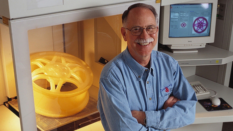 The Father Of 3D Printing Is Being Inducted Into The National Inventors Hall Of Fame | Managing Technology and Talent for Learning & Innovation | Scoop.it