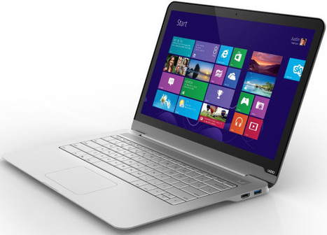 Cyber Monday: Ultrabook VIZIO CT14-A4 14-Inch | JustElite | Gadgets and Gadgets | Scoop.it