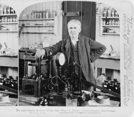 Top 8 Things You Didn't Know About Thomas Alva Edison   BreakingEnergy.com   Edison and Education Technology   Scoop.it