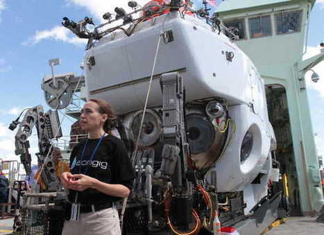 Alvin submersible will give researchers view of effects of BP oil spill - SunHerald.com   Oil Spill   Scoop.it