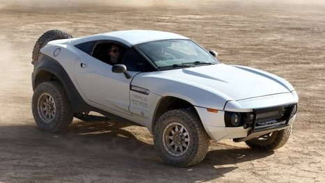 "A Car Enthusiast Managed to Build a ""Rally Fighter"" Capable of Tackling Any Terrain 