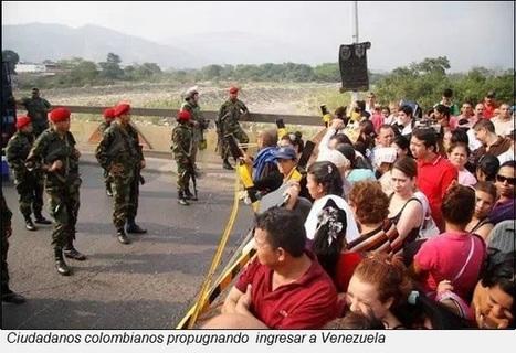 Cierre de Frontera Venezuela – Colombia desnuda Mito creado de 'Venezuela país en Hambruna' | La R-Evolución de ARMAK | Scoop.it