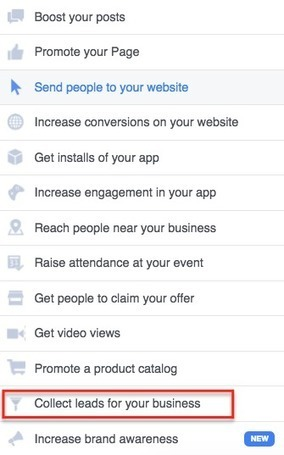 How To Create Facebook Lead Ads That Convert | Social Media News | Scoop.it