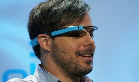 Google Glass' new features let you switch chat methods on a whim | AANVE! |Website Designing Company in Delhi-India,SEO Services Company Delhi | Scoop.it
