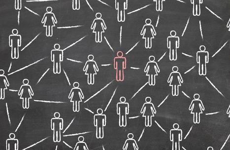 Weak Ties Are The Most Powerful: Meet Folks Outside of Your Social Graph | Job Search & Interview skills | Scoop.it