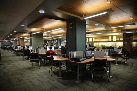 School. University. 'Knowledge Commons' Reflects Students' Needs & Wants | learning spaces | Scoop.it