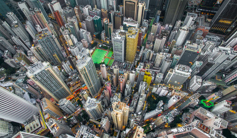 Hong Kong's Urban Jungle by Andy Yeung - Agonistica | Mr Tony's Geography Stuff | Scoop.it