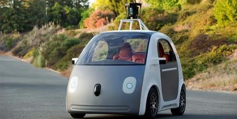 Google dévoile sa voiture sans volant ni pédale | Français et nouvelles technologies | Scoop.it