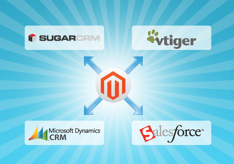7 Reason to Integrate a CRM with E-commerce Website | Magento Development – Powerful Platform For E-Commerce Development | Scoop.it
